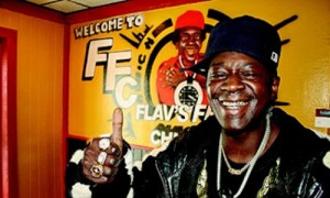 Las Vegas flavor-flav-fried-chicken